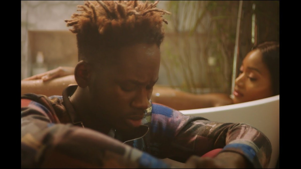 Mr Eazi - Miss You Bad ft Burna Boy (Official Video)